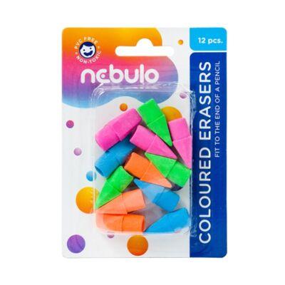 Kupakradír Nebuló - 12 db/csomag - vegyes színek