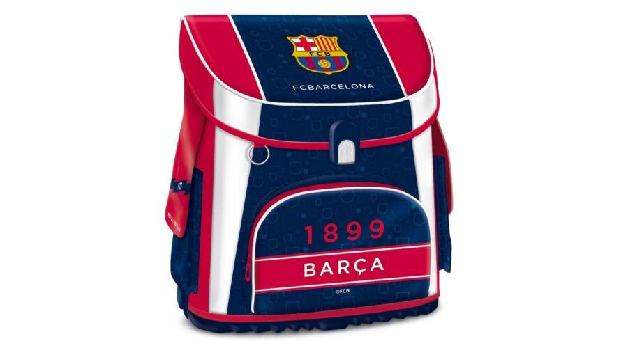FC Barcelona kompakt easy ergonómikus iskolatáska abbe307165
