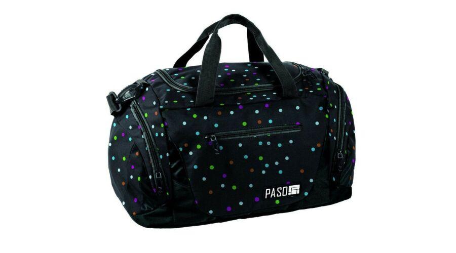 Paso Black Lady sporttáska utazótáska Katt rá a felnagyításhoz 73bbcff224