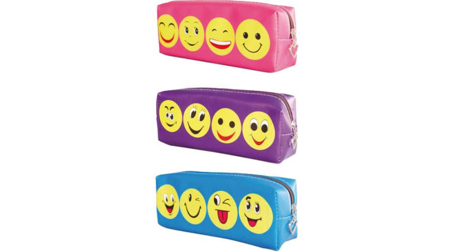 Smiley négyszögletes bedobálós tolltartó Katt rá a felnagyításhoz 3b7071b817