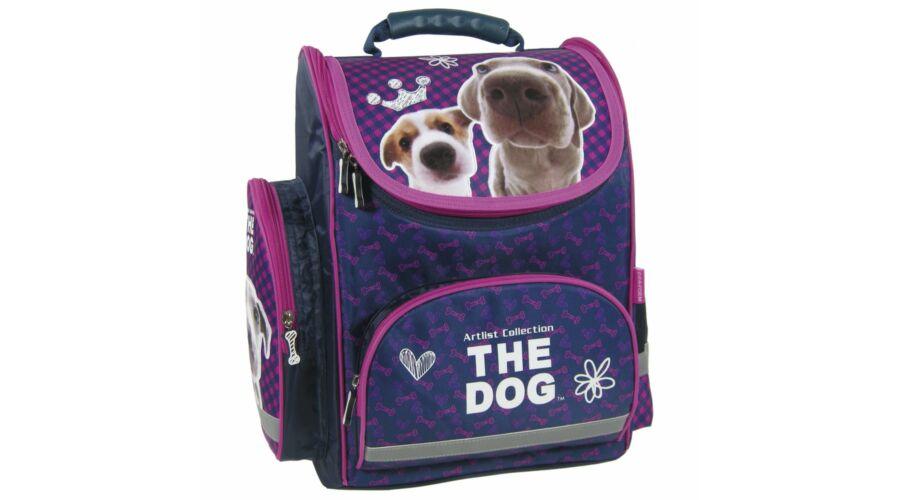 Kutyás ergonomikus iskolatáska – Cute Dogs
